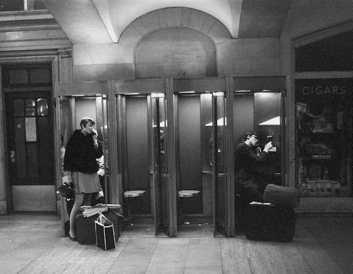 Grand Central Phone Booth 2- Terry Bleser Illustration